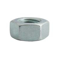 Piulite hexagonale cu filet metric M12 - 150 buc (DIN 934-8)