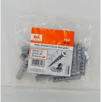Dibluri standard nylon fara guler 10.0x50 - 20 buc