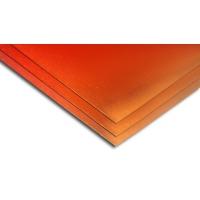 Tabla cupru 0,6x1000x2000 tare DHP