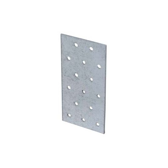 Placa perforata tip 1 40x100x2,0 mm