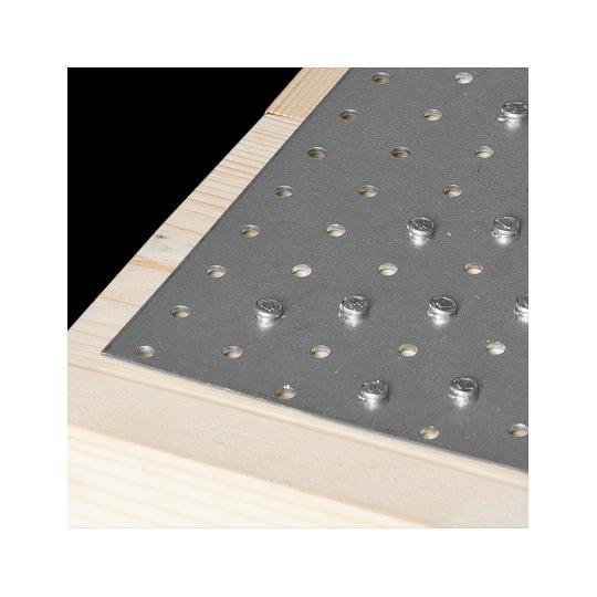 Placa perforata tip 1 60x240x2,0 mm