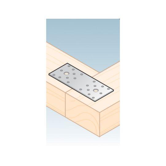 Placa perforata tip 3 35x100x2,5 mm