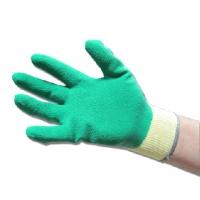 Manusi Latex Tricotate Verzi 27 cm, Evo Pro