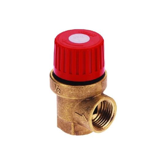 Supapa siguranta membrana 3 bar 1/2 FI ICMA