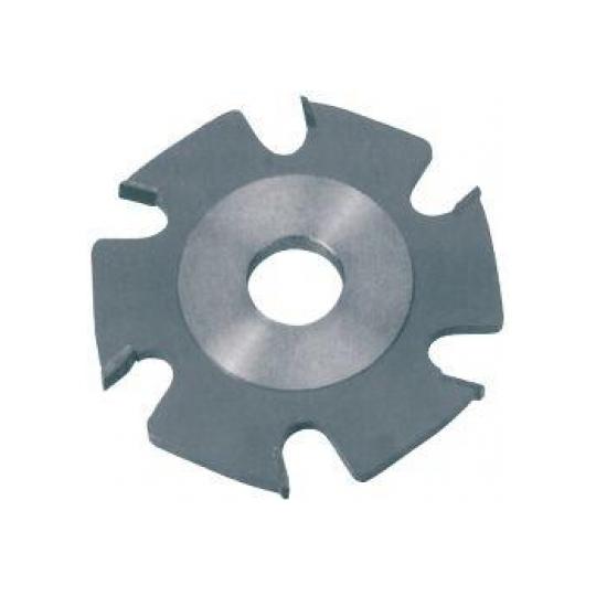 Disc circular pentru biscuitor 100x22.2 mm, Z=6 Meister