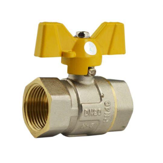 Robinet gaz 3/8 MM, PN40 Everpro