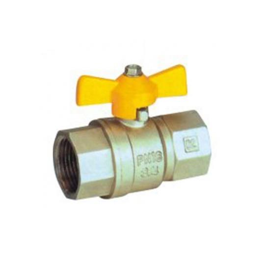 Robinet gaz 1 1/2 MM