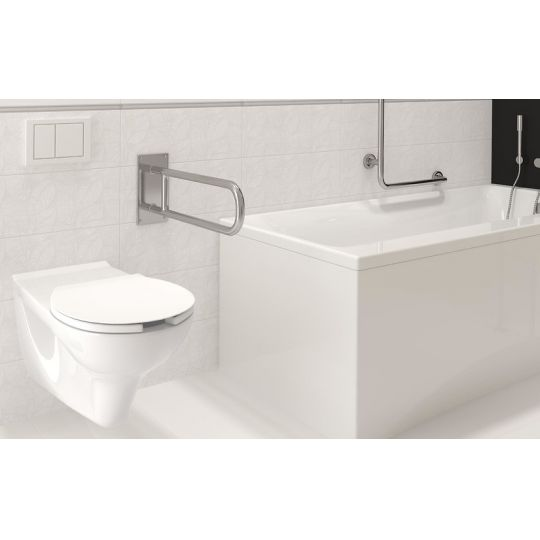 Vas WC suspendat pentru persoane cu dizabilitati Cersanit Etiuda Clean On