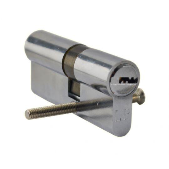 Butuc yala usa metalica 75 mm, 40+10+25 mm, chei amprenta
