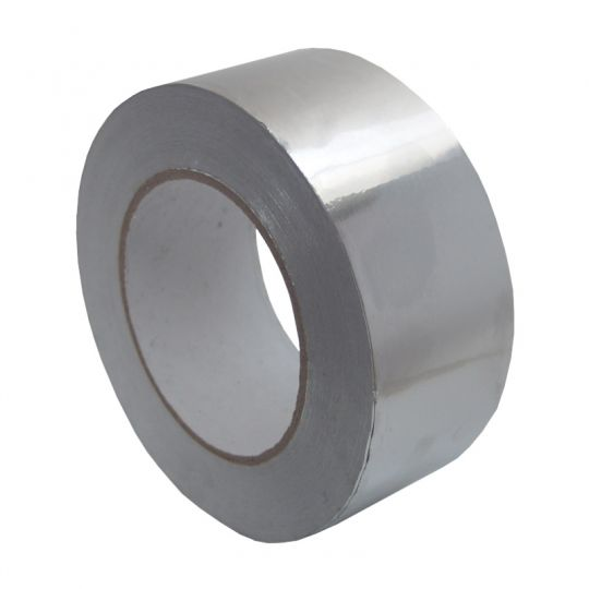 Banda aluminiu 30 microni 50 mm x 50 m EvoTools