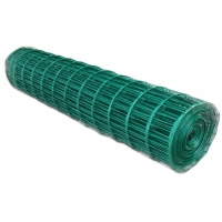 Plasa gard plastifiata 25x1.5 m ochi mic