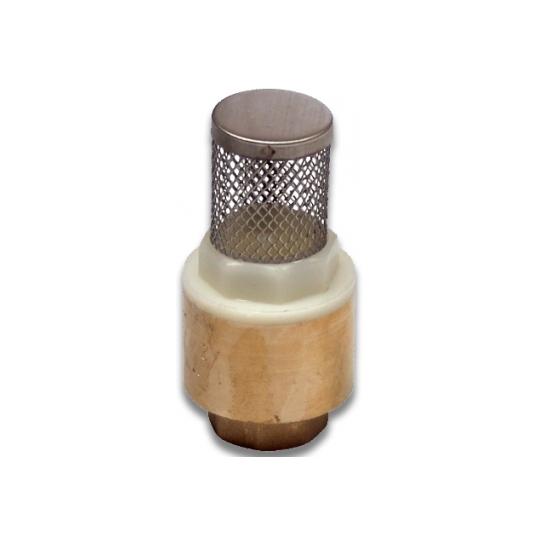 Sorb cu supapa si filtru inox 3/4