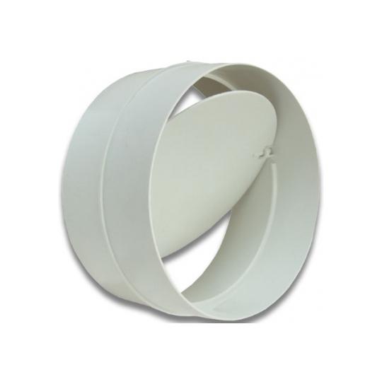 Clapeta de sens pentru tub 100 mm