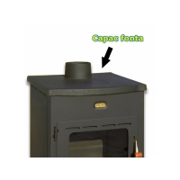 Termosemineu PRITY K1 CP W8 8+4 kW capac fonta