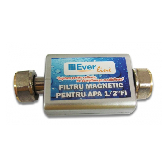 Filtru magnetic anticalcar 1/2 FI Everpro