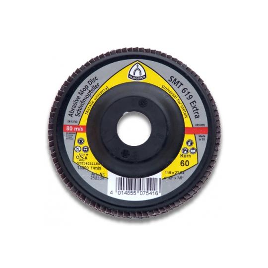 Disc Lamelar Frontal 125x22.2 mm 60 G Klingspor