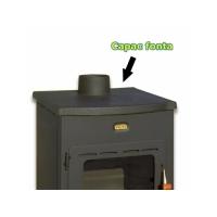 Soba incalzit Prity K1 CP 9 kW capac fonta