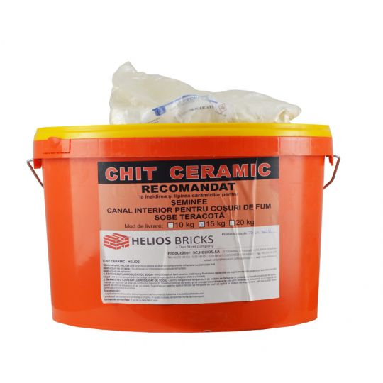 Chit ceramic 15 kg Helios Bricks