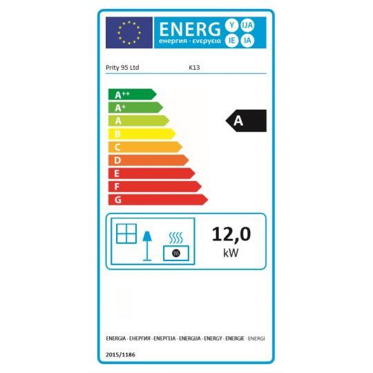 Soba incalzit Prity K13 12 kW