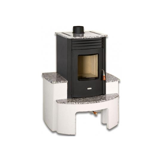 Semineu granit Prity SB 10 kW