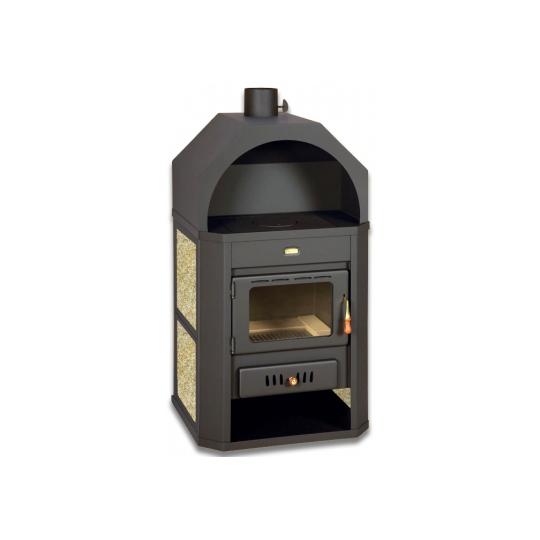 Termosemineu PRITY W17 17+6 kW laterale granit