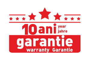 Garantie 10 ani rigola dus Gehler