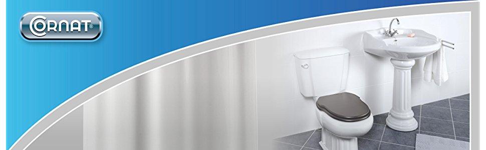 Vas WC compact evacuare laterala Grecia, capac MDF wenge , rezervor ceramica Cornat