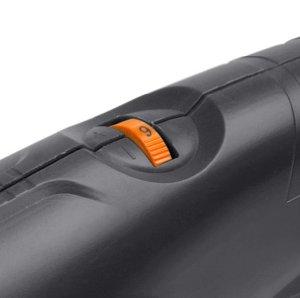 Slefuitor cu mini-banda 400W Meister MF400-1, 1650RPM, banda 8/13x455 mm