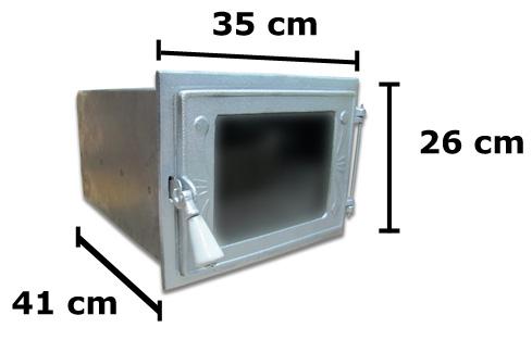 Dimensiunu cuptor cu geam