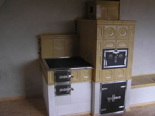 Modele soba teracota for Dedeman sobe teracota cu plita